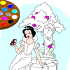 Paint me Snow White juego