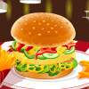 Perfect Homemade Hamburger juego