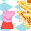 Peppa Pig decorated bakery juego