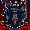 Espacio de pinball juego