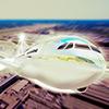 Aparcamiento de piloto de avión juego