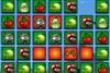 Plantas Zombies partido juego