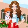 Princesa y príncipe George juego