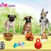 Hora de la comida de cachorros juego