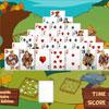 Edición de Farm Pyramide solitario juego
