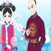 Qing citas Princess Dress Up juego