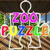 Chica arco iris en el ZOO juego
