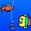 Pez arco iris juego