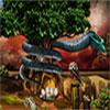 Rescate del dragón juego