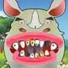 Problemas de dientes de rinoceronte juego