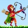 Robin Shoot Apple juego