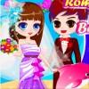 Romantic Dolphin Bay Wedding juego