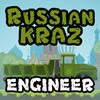 Russian KRAZ 3 Ingeniero juego