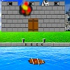 Sailing Ship Castle Attack juego