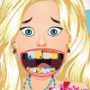 Sarah en el dentista juego
