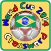 Samba Soccer Brazil World Cup Crossword juego