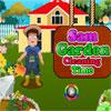 Tiempo de limpieza Sam Garden juego