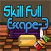 Skillfull Escape 3 juego