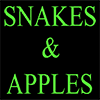 Snakes Apples juego
