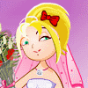 Southern Belle Wedding DressUp juego