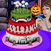 Decoradora de pasteles de Spooky juego