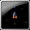 Lluvia de espacio juego