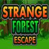 Bosque extraño escapar juego