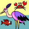 Stork Fishing juego