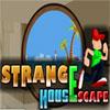 Strange House Escape juego