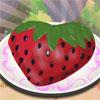 Tarta de fresa juego