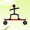 Stickman Skate-Bike Challenge juego