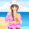 Summer Beach Vacation Dressup juego