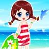 Summer Beach Dress Up juego