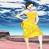 Sunny party dress up juego