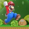 Super Mario VS Pou juego