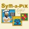 SYM-a-Pix luz Vol 1 juego