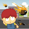 Titok Menerjang Meteor juego