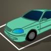 Aparcamiento de coches de ciudad juego