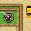 Tower Defense Car Parking juego