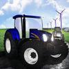 Tractor granja carreras juego