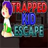 Niño atrapado Escape juego