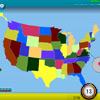 Estados Unidos GeoQuest juego