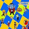 vampire meets the halloween ghosts juego