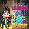 Valentine Doll at the Dentist juego