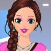 Valentine Style Queen Dress Up juego