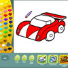 Vehicles coloring pages juego