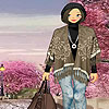 Walking in the park dress up juego