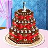 Wedding Cake Deco juego