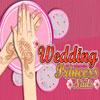 Wedding Princess Nails juego