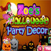 Zoes Halloween Party Decor juego
